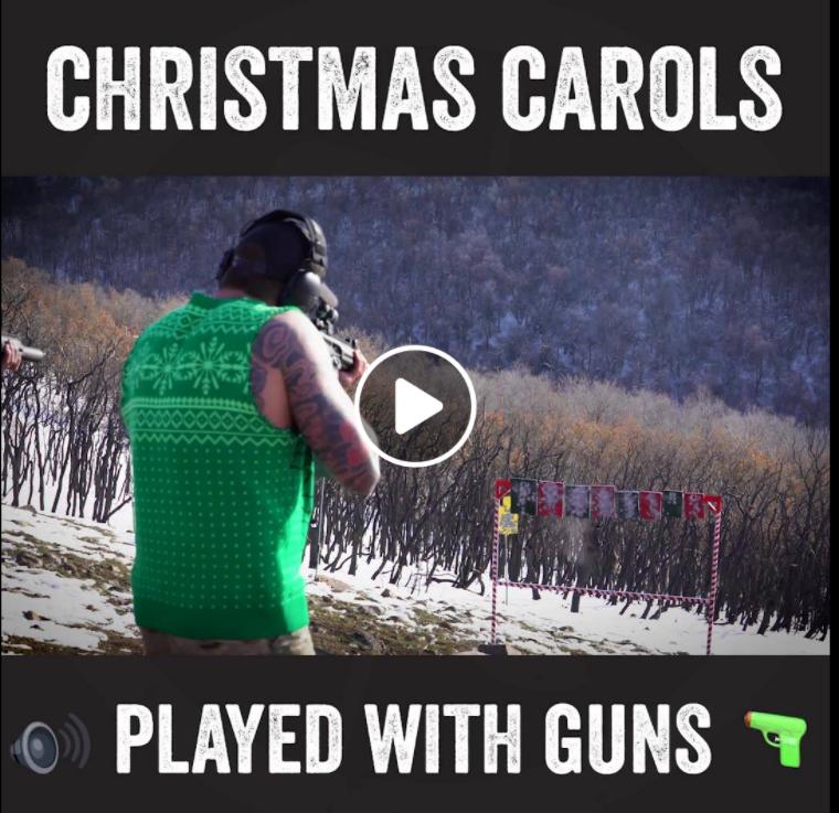 Unusual Christmas Carol