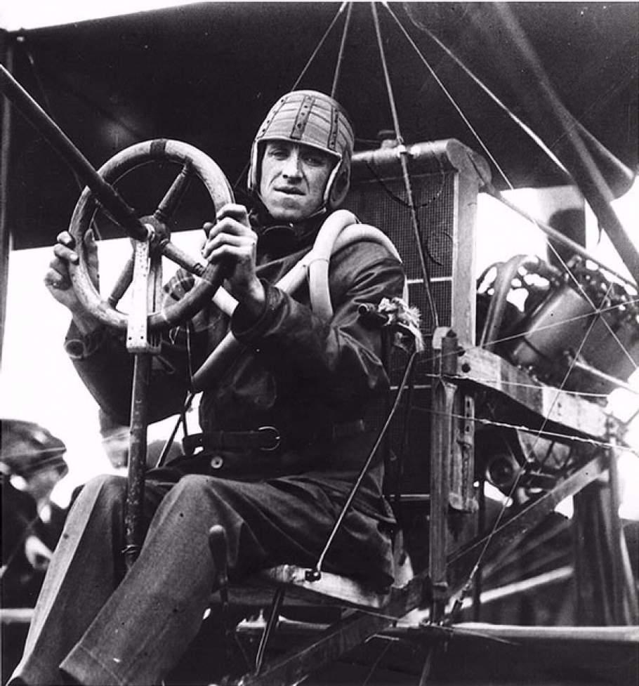OTD in 1911 – Ely lands aboard USSPenn